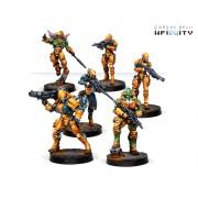 Infinity - Yu Jing - Invincible Army (Yu Jing Sectorial Starter Pack)
