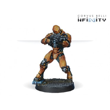 Infinity - Yu Jing - Zúyŏng Invincibles, Terra-cotta Soldiers