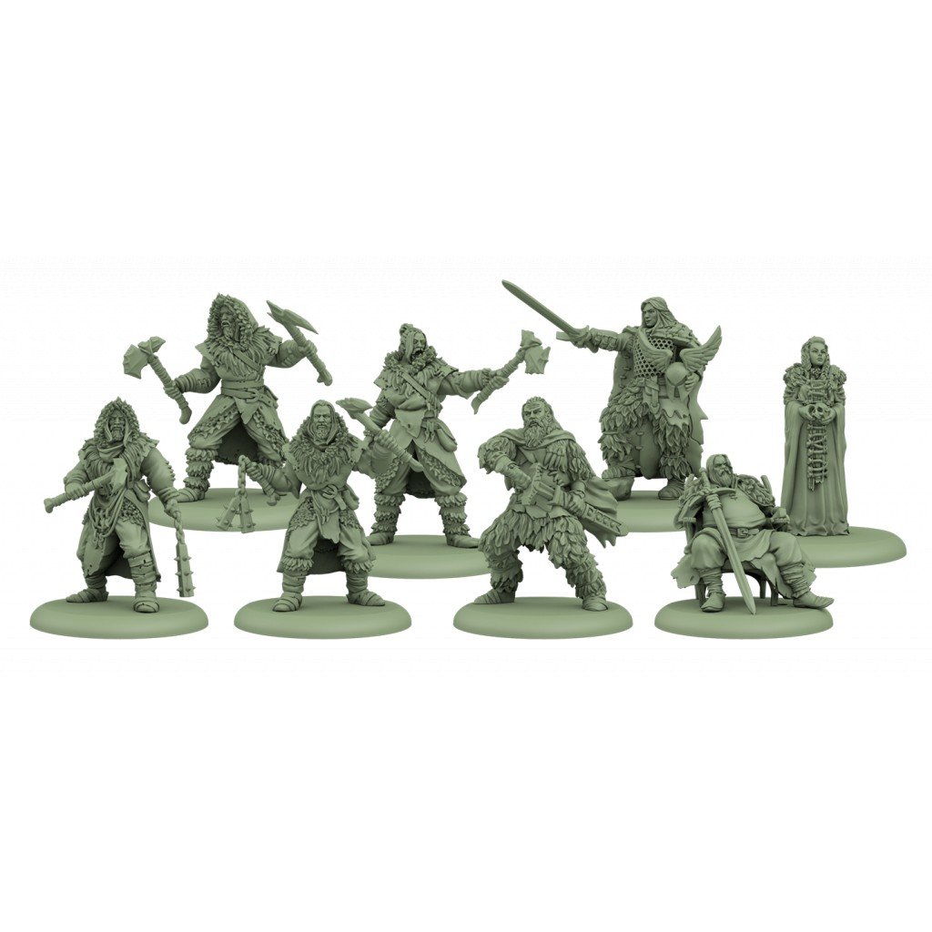 Buy A Song of Ice and Fire : Free Folk Starter Set - Board Game - Cmon