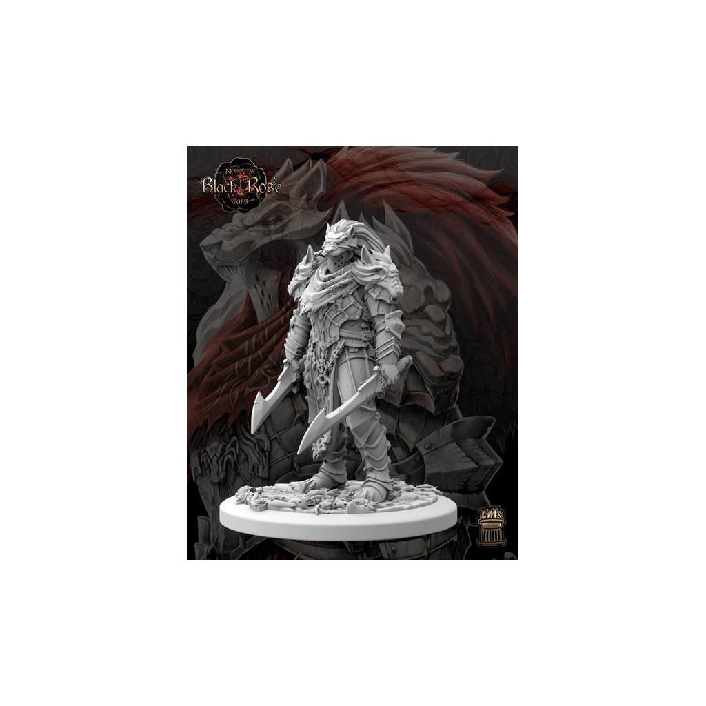 7840986799bd3b Acheter Black Rose Wars - Jeu de société - Ludus Magnus Studio