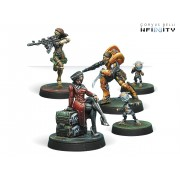 Infinity - Dire Foes - Mission Pack 6 Defiant Truth