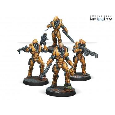 Infinity - Yu Jing - Wu Ming Assault Corps