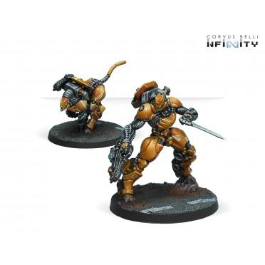 Infinity - Yu Jing - Sù-Jiàn Immediate Action Unit