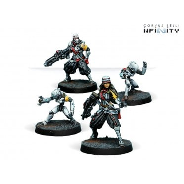Infinity - Yu Jing - Japanese Sectorial Army Support Pack