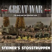 Flames Of War - Great War - Steiner's Stosstruppen