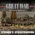 Flames Of War - Great War - Steiner's Stosstruppen 0