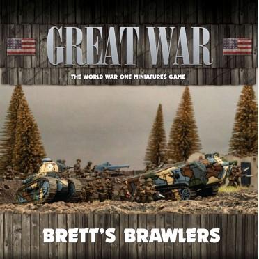 Flames Of War - Great War - Brett's Brawlers