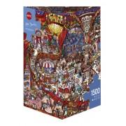 Puzzle - Patisserie - 1500 Pièces