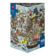 Puzzle - Regatta - 1500 Pièces