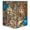 Puzzle - Market Place - 1000 Pièces 0