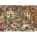 Puzzle - Market Place - 1000 Pièces 1