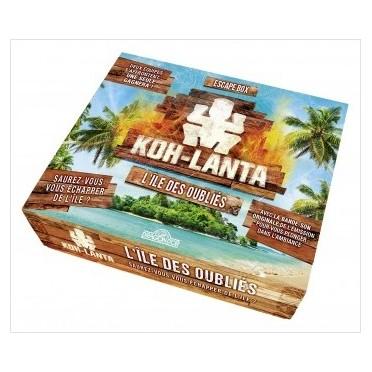 Escape Box - Koh Lanta