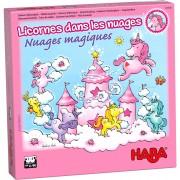 Licornes dans les Nuages Nuages Magiques