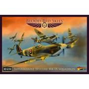 Blood Red Skies - British - Supermarine Spitfire Mk IX Squadron, 6 planes