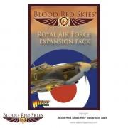 Blood Red Skies - RAF Expansion Pack