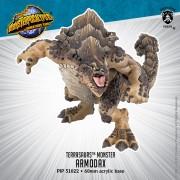 Monsterpocalypse - Protectors - Monpoc Armodax Terrasaurs Monster