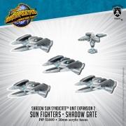 Monsterpocalypse - Protectors - Sun Fighters & Shadow Gate
