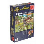 Puzzle Chaos on the Field – 150 pièces