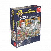 Puzzle Candy Factory – 500 pièces