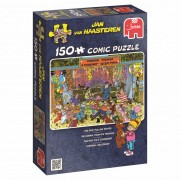 Puzzle The Fair Pulling Ropes – 150 pièces
