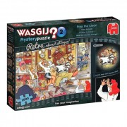 Puzzle Wasgij RetroMystery 2 – 1000 pièces