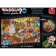 Puzzle Wasgij Mystery 16 – 1000 pièces