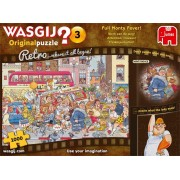 Puzzle Wasgij Retro Original 3 – 1000 pièces