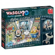 Puzzle Wasgij RetroMystery 3 – 1000 pièces