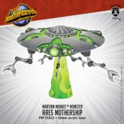 Monsterpocalypse - Destroyers - Ares Mothership