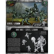 The Other Side - Abyssinia Unit Box - Steel Legion