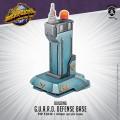 Monsterpocalypse - Buildings - G.U.A.R.D. Defence Base 0