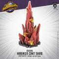 Monsterpocalypse - Buildings - Harbinger Comet Shard 0