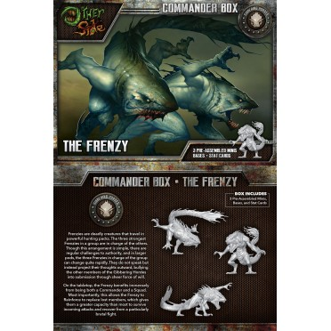 The Other Side - Gibbering Hordes Unit Box - The Frenzy
