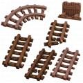 Terrain Crate: Rails anciens 0