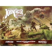 John Carter of Mars: Adventures on the Dying World of Barsoom - Core Rulebook