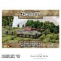 Konflikt 47 - German Panther-X with Light Rail Gun 0