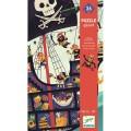 Puzzle Geant: Le Bateau des Pirates – 36 Pièces 0