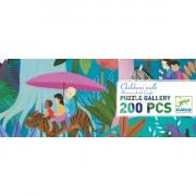 Puzzle Gallery: Children's Walk – 200 Pièces