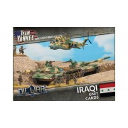 Team Yankee - Iraqi Unit Cards