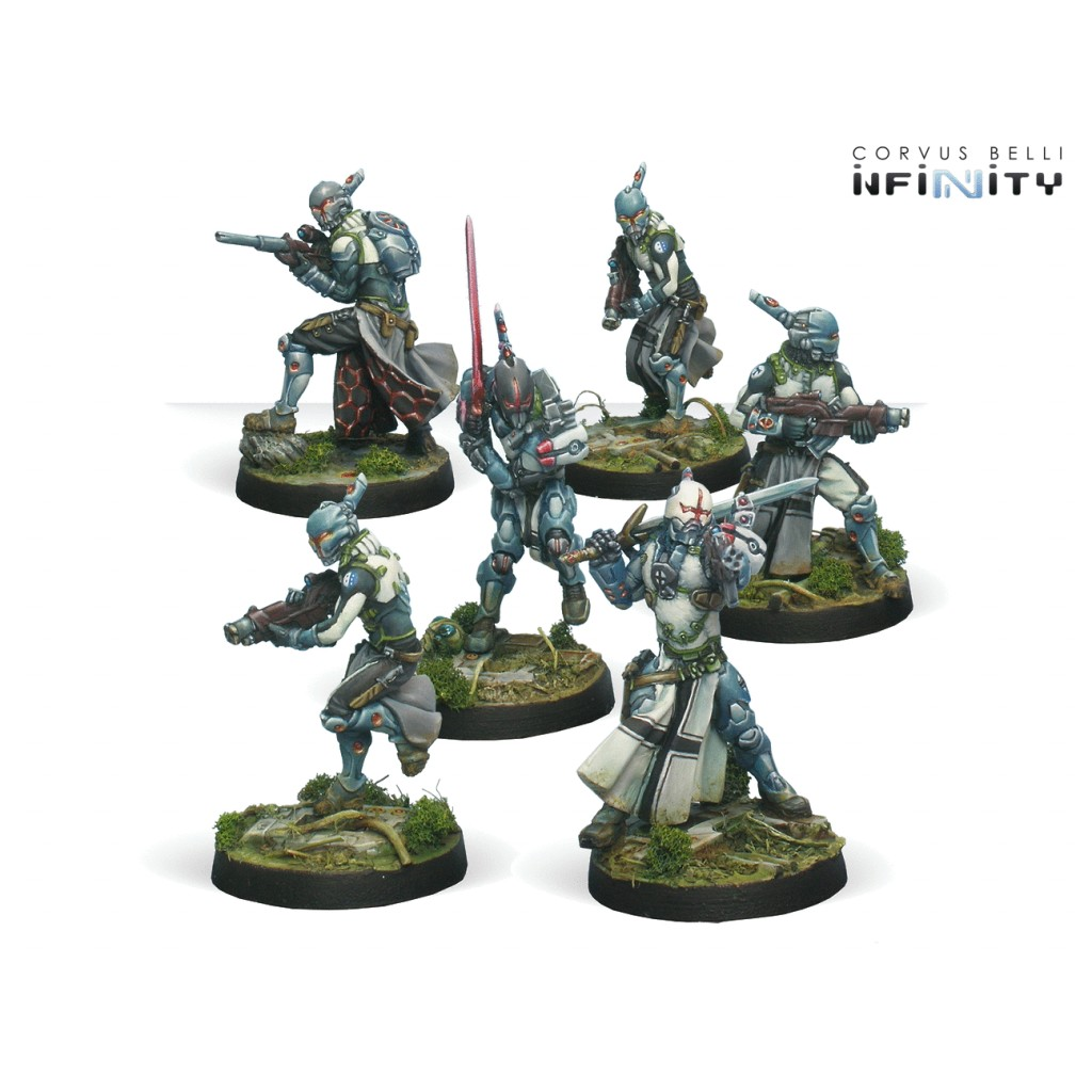 Buy Infinity Panoceania Military Order Sectorial