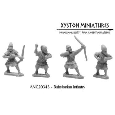 Babylonian Infantry