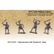 Sphendonatai with Shepherd's slings