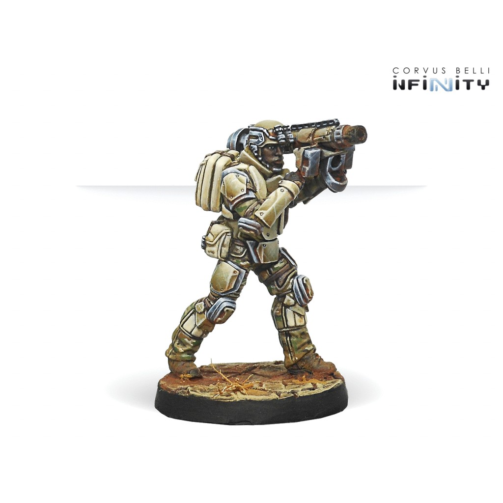 Infinity Ariadna 5th Minutemen Regiment Quot Ohio