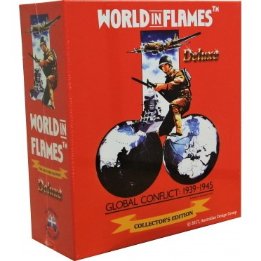 World in Flames Collector's Edition : Deluxe Game