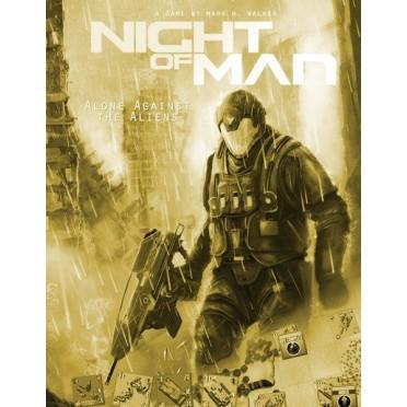 Night of Man - Kickstarter Expansion