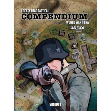 Lock 'n Load Tactical - Compendium Vol 1 - World War II Era