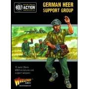Bolt Action - German - German Heer Support Group