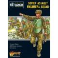 Bolt Action - Soviet - Soviet Assault Engineers Squad 0