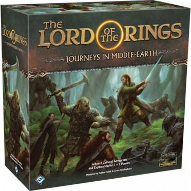 The Lord of the Rings : Journeys in Middle-earth