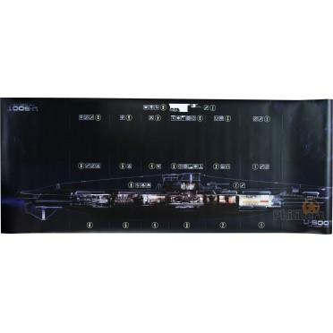U-Boot: Tapis Latex
